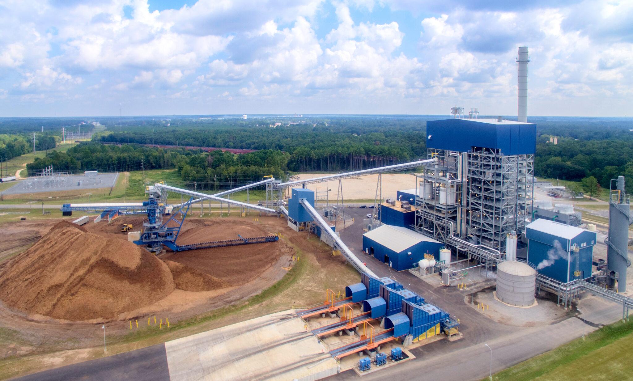 Albany Green Energy – Aerial
